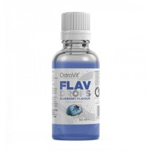 OstroVit FLAVOUR DROPS BLUEBERRY 50 ml