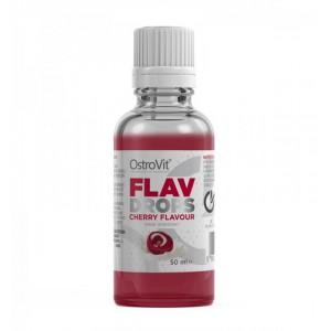 OstroVit FLAVOUR DROPS CHERRY 50 ml