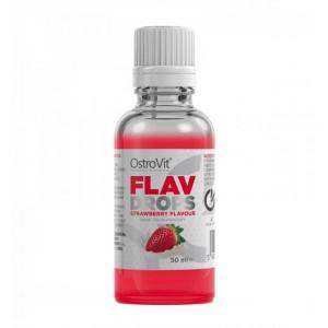 OstroVit FLAVOUR DROPS STRAWBERRY 50 ml
