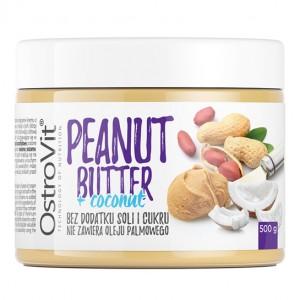 NutVit PEANUT & COCONUT BUTTER 500g