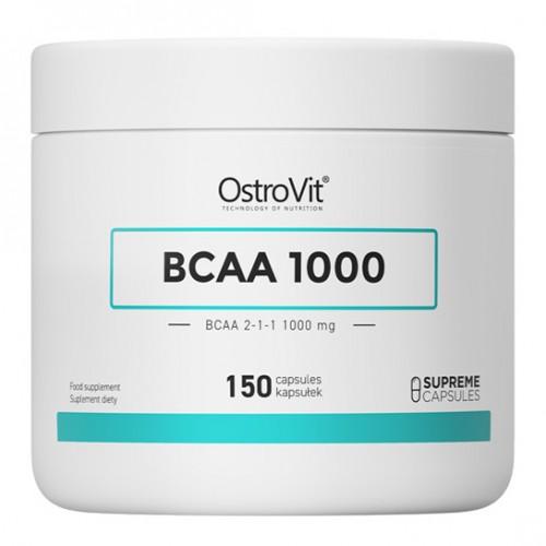 OstroVit BCAA 2-1-1 1000 150 caps
