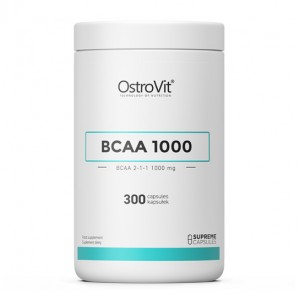 OstroVit BCAA 2-1-1 1000 300 caps