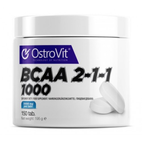 Bcaa 2 1 1 1000 150 tabs for 1000 150
