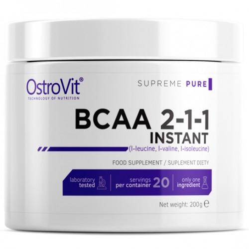 OstroVit BCAA 2-1-1 INSTANT 200g