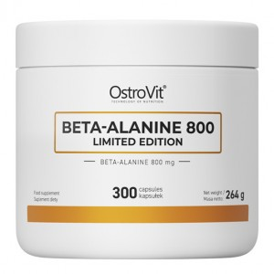 OstroVit BETA ALANINE 800 LIMITED 300 caps