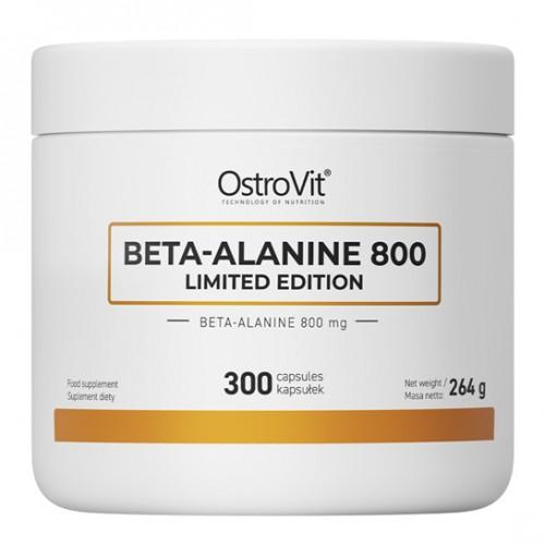 OstroVit BETA ALANINE 800 LIMITED 300 caps