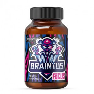 OstroVit BRAINTUS FOCUS 90 caps