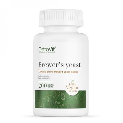 OstroVit BREWER'S YEAST 200 tabs