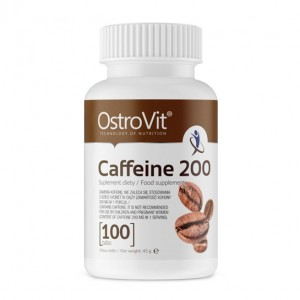 OstroVit CAFFEINE 200 100 tabs