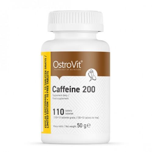 OstroVit CAFFEINE 200 110 tabs