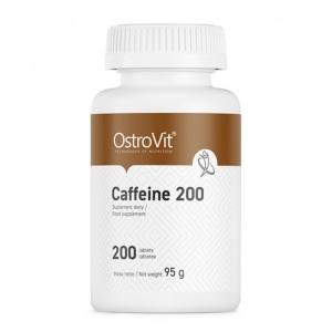 OstroVit CAFFEINE 200 MG 200 tabs