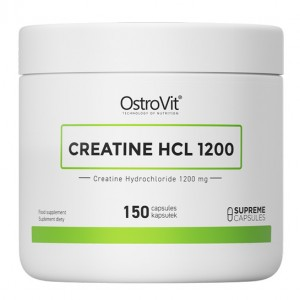 OstroVit CREATINE HCL 1200 150 caps