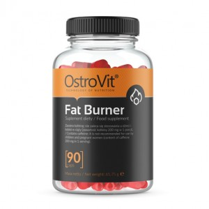 OstroVit FAT BURNER 90 tabs