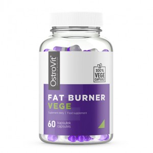 OstroVit FAT BURNER VEGE 60 caps