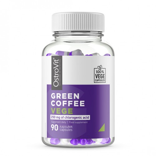 OstroVit GREEN COFFEE VEGE 90 caps