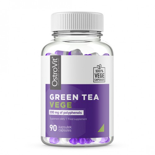 OstroVit GREEN TEA VEGE 90 caps