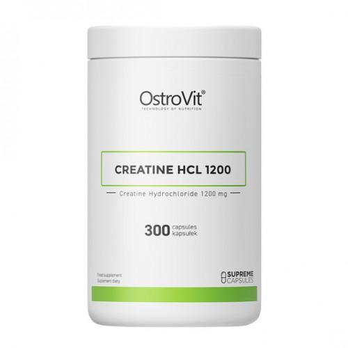 OstroVit CREATINE HCL 1200 300 caps