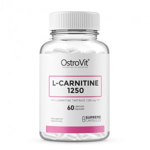 OstroVit L-CARNITINE 1250 60 caps