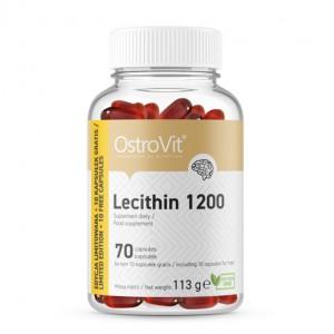 OstroVit LECITHIN 1200 70 caps