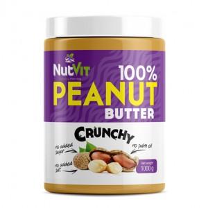 NutVit 100% PEANUT BUTTER 1000g