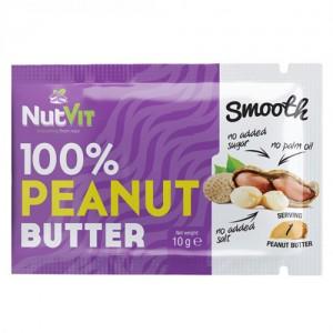 NutVit 100% PEANUT BUTTER 10g