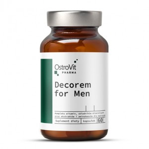OstroVit PHARMA DECOREM FOR MEN 60 caps