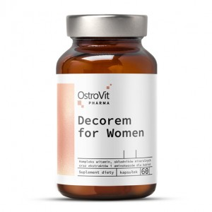 OstroVit PHARMA DECOREM FOR WOMEN 60 caps