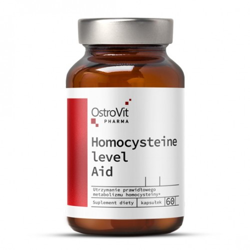 OstroVit PHARMA ELITE HOMOCYSTEINE LEVEL AID 60 caps