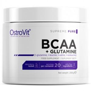 OstroVit BCAA + GLUTAMINE 200g