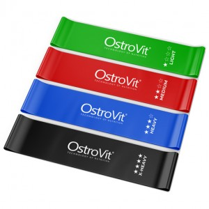 OstroVit TRAINING BANDS 4 pcs set